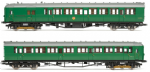 Hornby R3162X BR 2-BIL 2 Car Electric Multiple Unit Train Pack - DCC Fitted